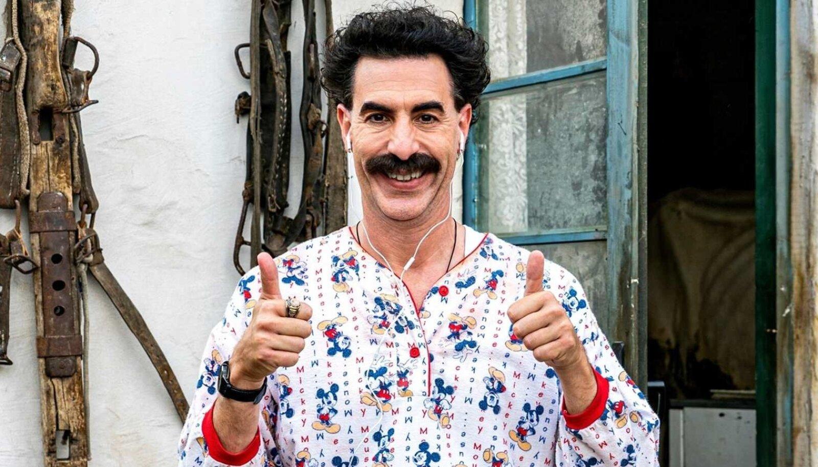 Borat pole teadupärast just Kasahstani armastatuim tegelaskuju, kuid turistide uudishimu on filmi tõttu garanteeritud.