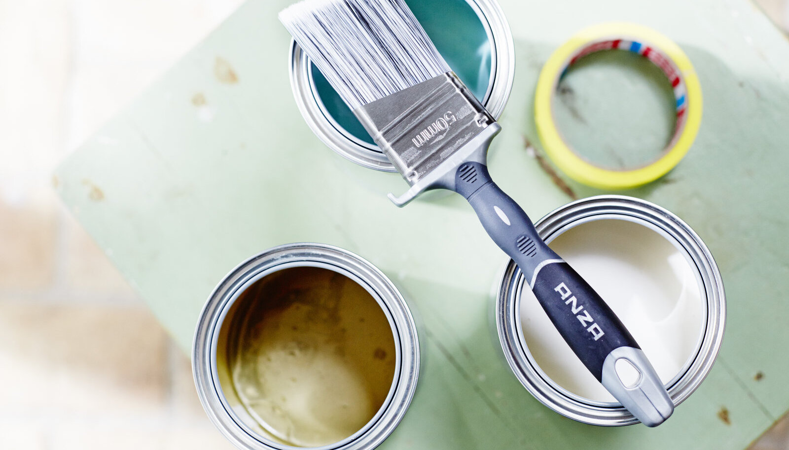 Pintsleid valmistatakse naturaalsetest ja sünteetilistest harjastest või kombineeritakse neid omavahel.