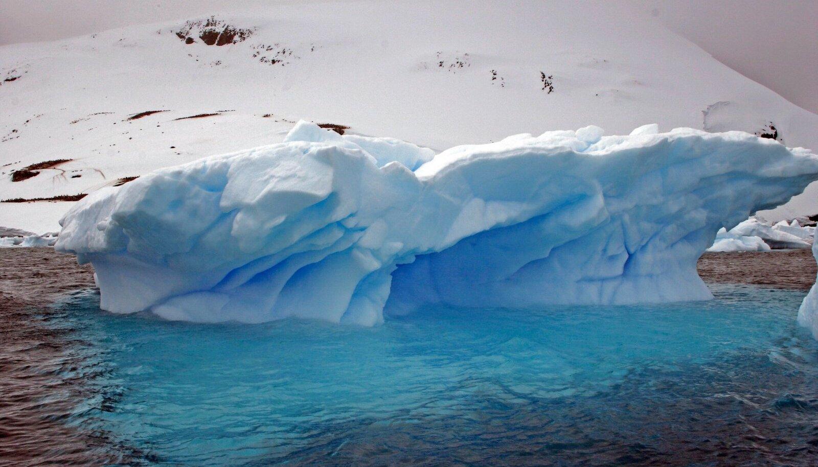 Hinnangute kohaselt on Antarktika keskmine temperatuur viimase poole sajandi jooksul kerkinud pea kolm kraadi.
