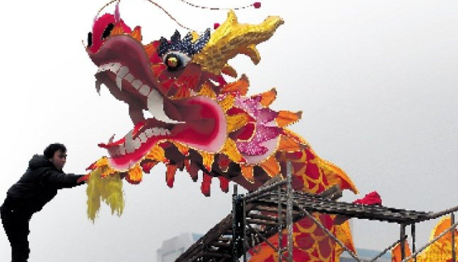 Hiina draakon