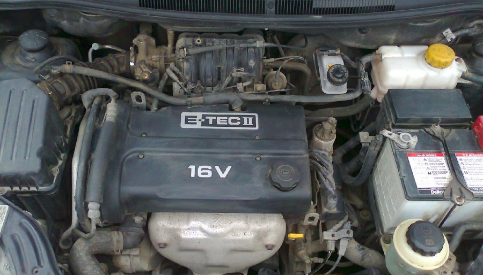 Remonti vajav mootor