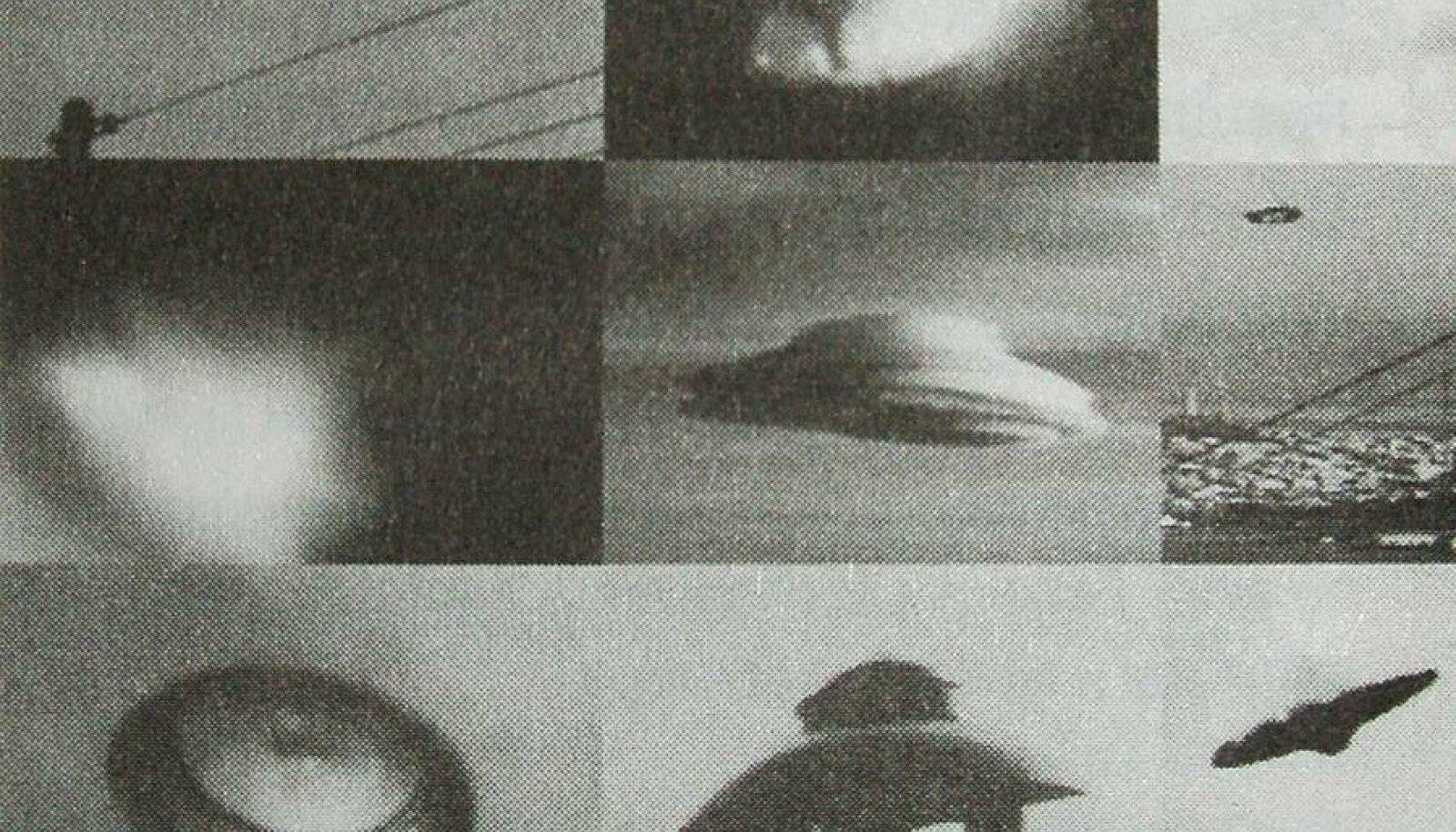 ülesvõtteid UFOdest on tehtud 1870ndatest aastatest, suurem osa neist on kas ratsionaalse seletuse saanud või pettusena paljastatud. Aga umbes 10% on seletuseta jäänud.