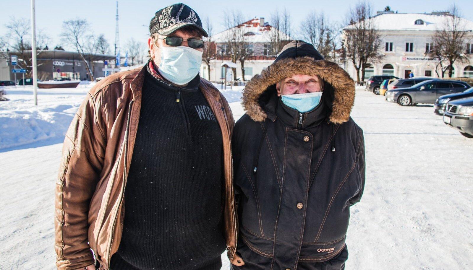 Õili ja Janek ütlevad, et Kõrkvere päevakeskuse külastusajapiirang on absurdne, ja on läinud kohtusse õigust nõudma.