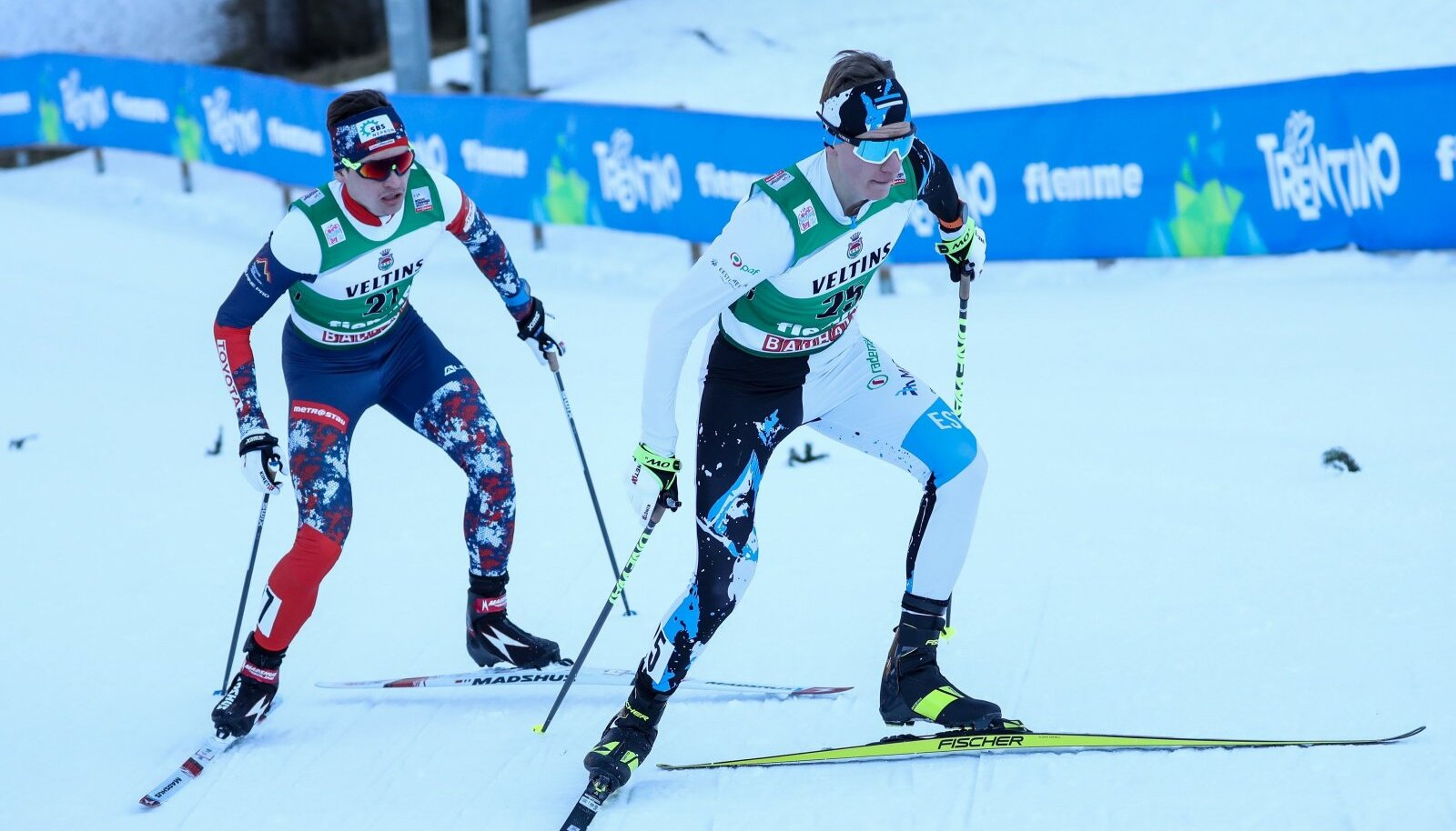 Nordic Ski FIS World Cup - Nordic Combined
