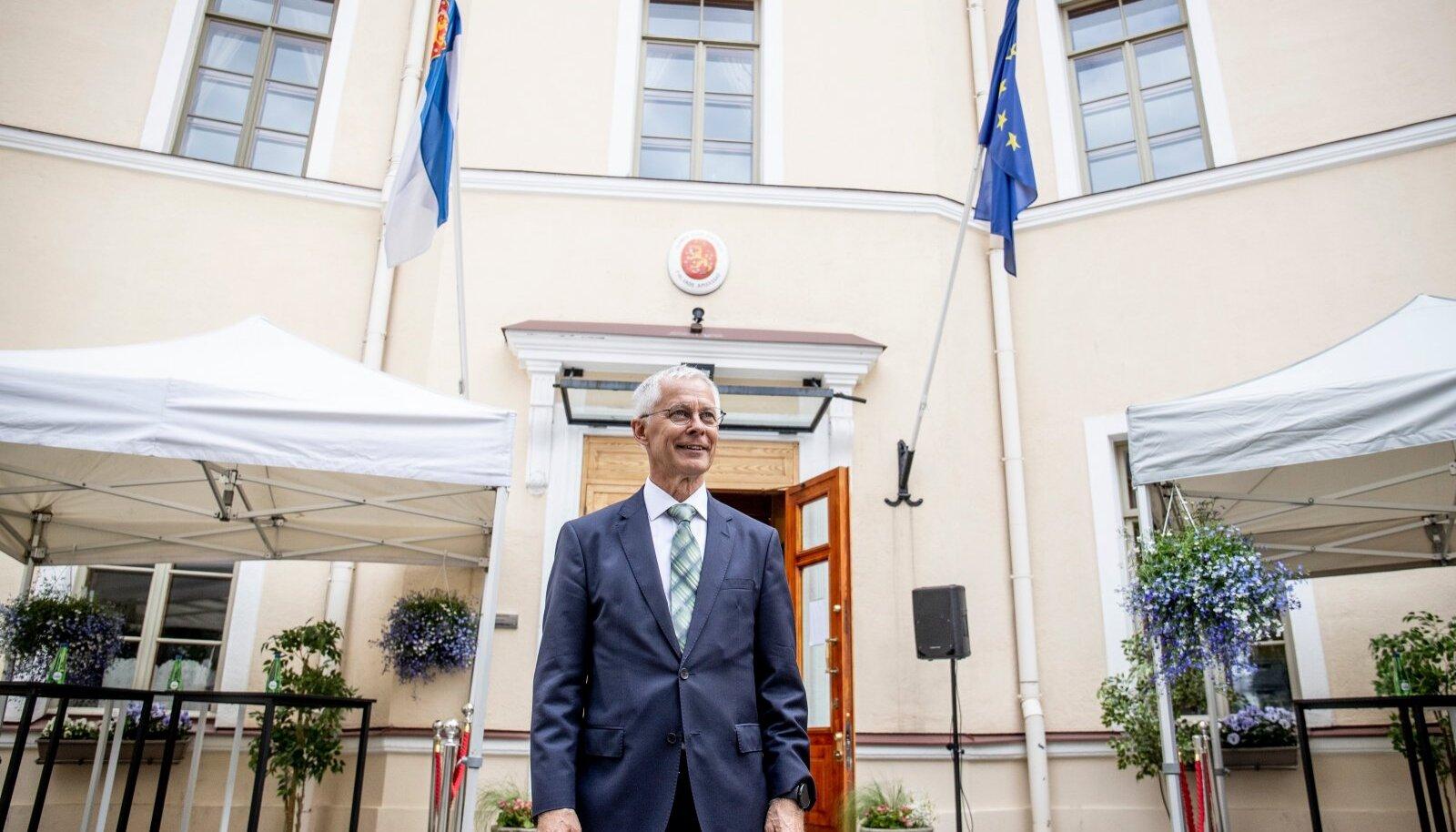 Soome suursaadik Timo Kantola