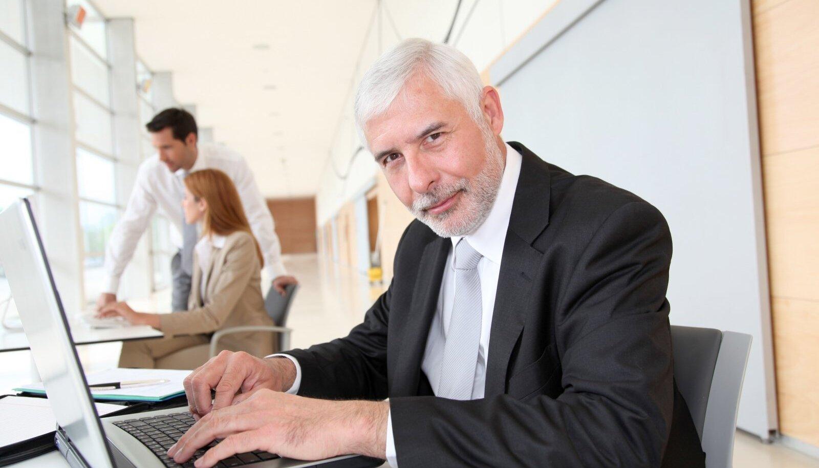 Paljud üle 50-aastased on elu parimas professionaalses vormis.