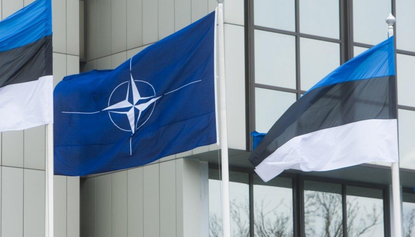 NATO VÄLISMINISTRITE TIPPKOHTUMINE TALLINNAS