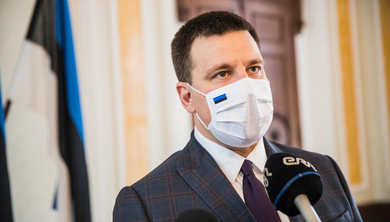 Jüri Ratas end praegu ei vaktsineeri, ent soovitab seda teistel teha.