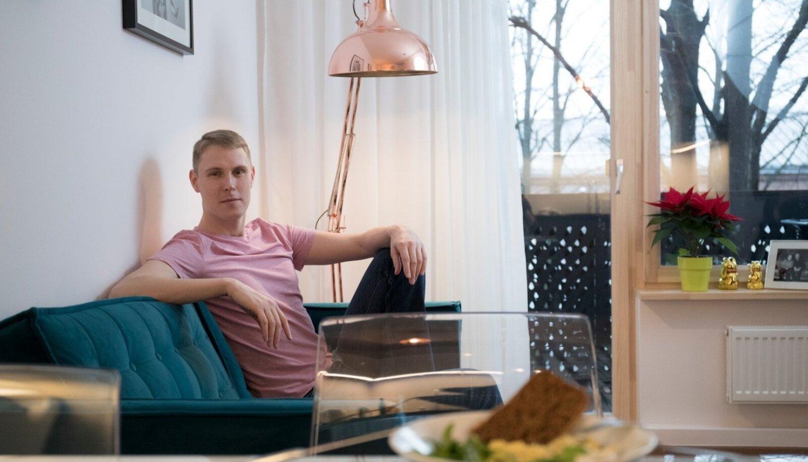 Raimond Kaljulaid pole kibe käsi ainult turunduses ja poliitikas, vaid saab ka köögis oivaliselt hakkama.