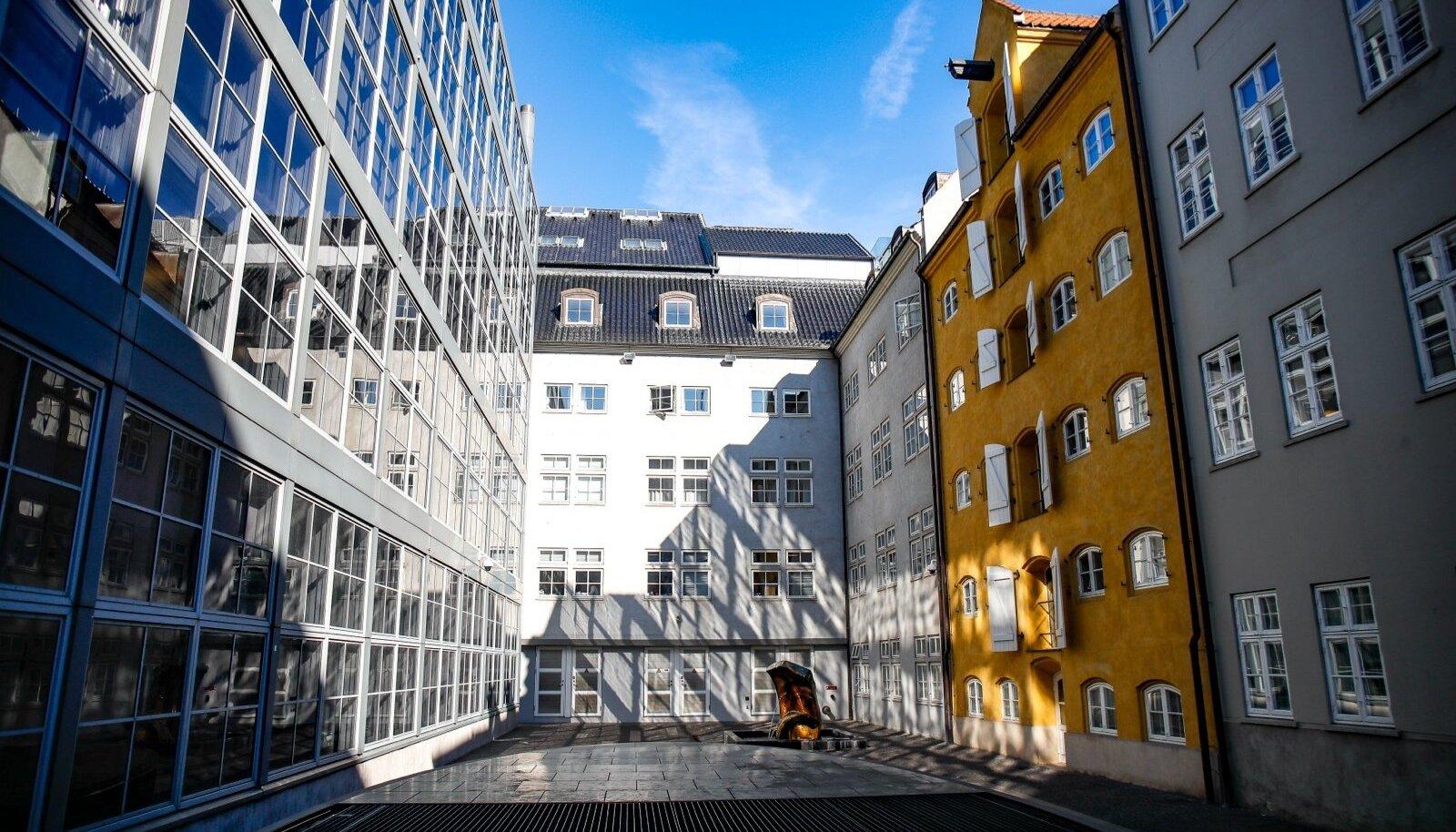 Danske Banki kvartal Kopenhaagenis