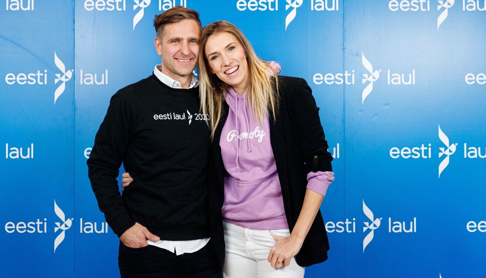Eesti Laul 2020 pressikas