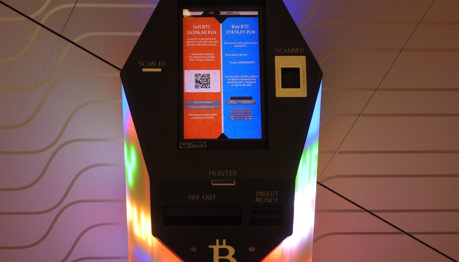 Bitcoiniautomaat
