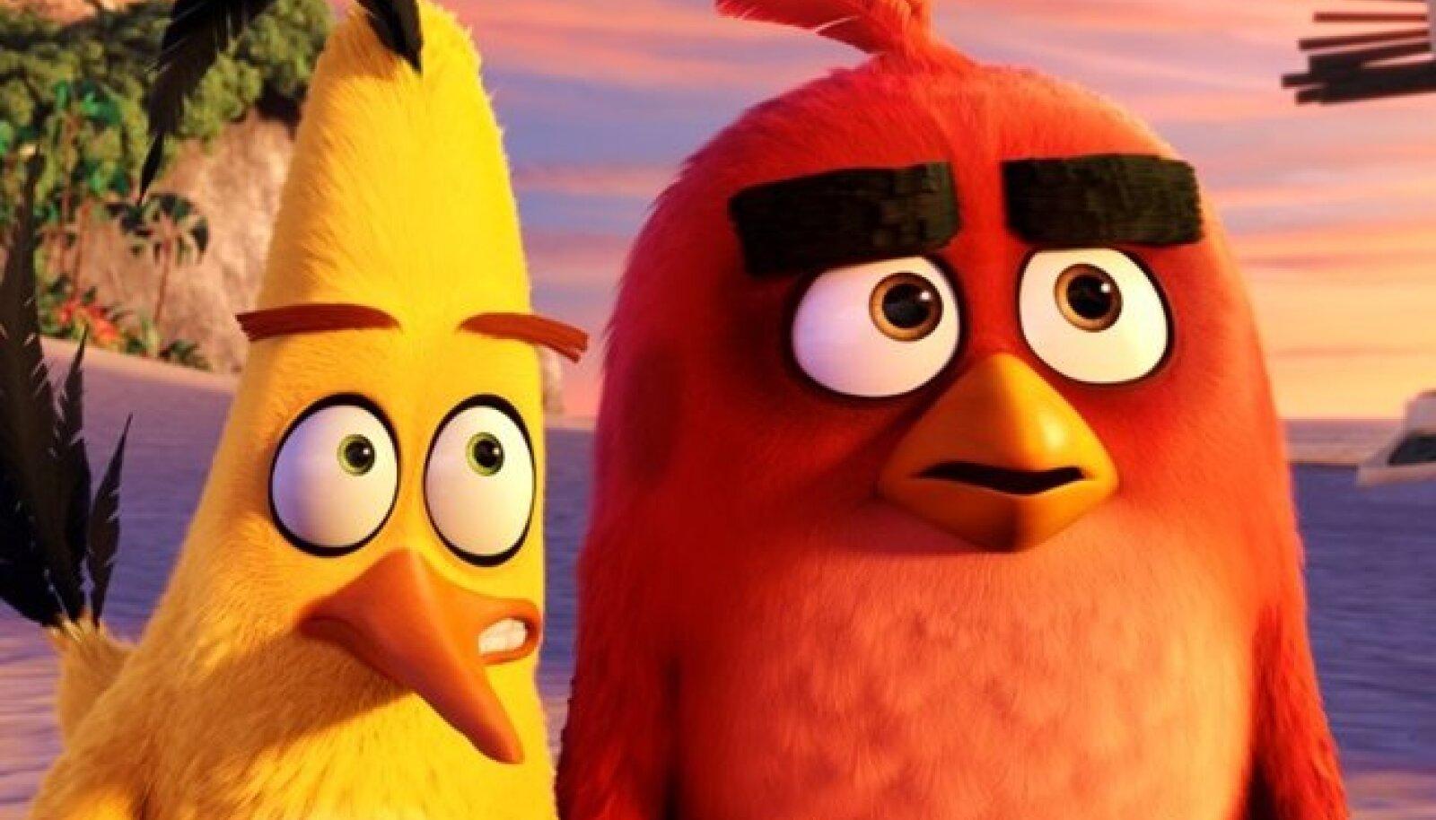 """Angry Birds: Kurjad linnud. Film"""