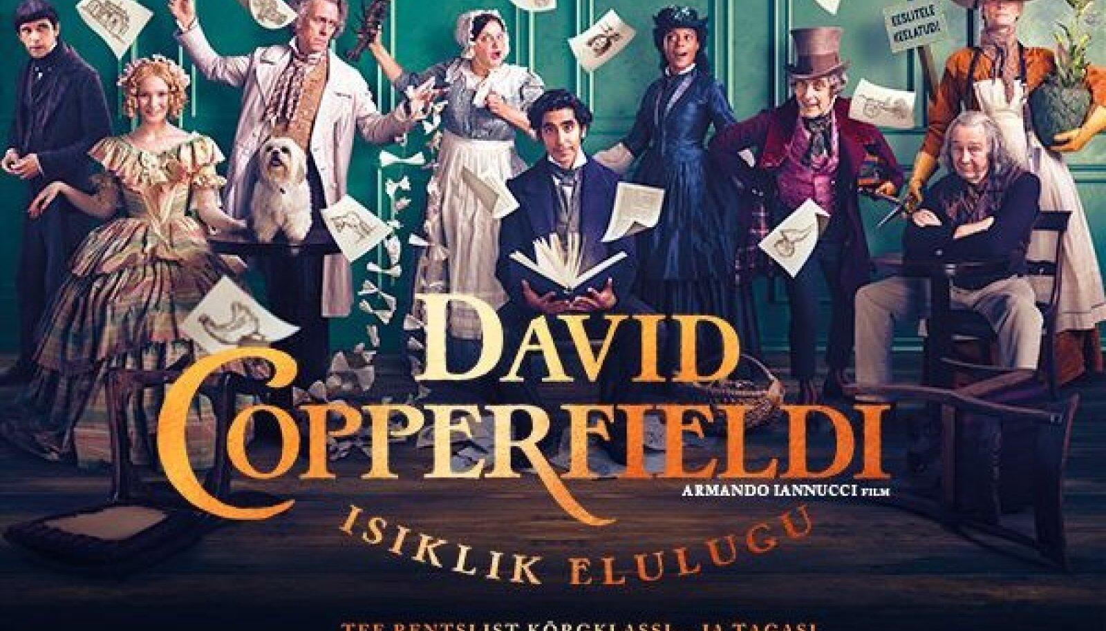 """David Copperfieldi isiklik elulugu"""