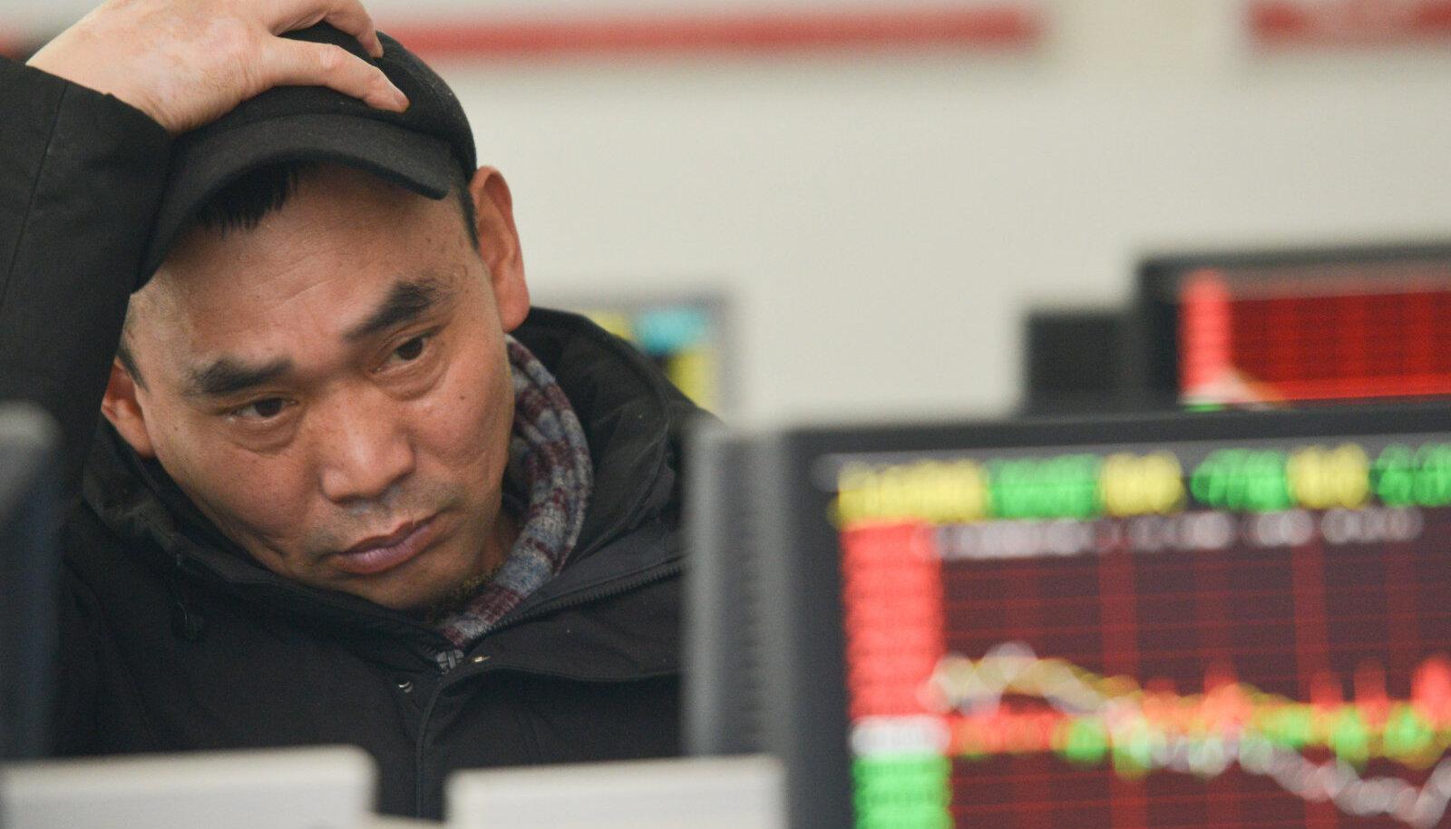 Koroonast tingitud piirangud panevad investoreid mõtlema