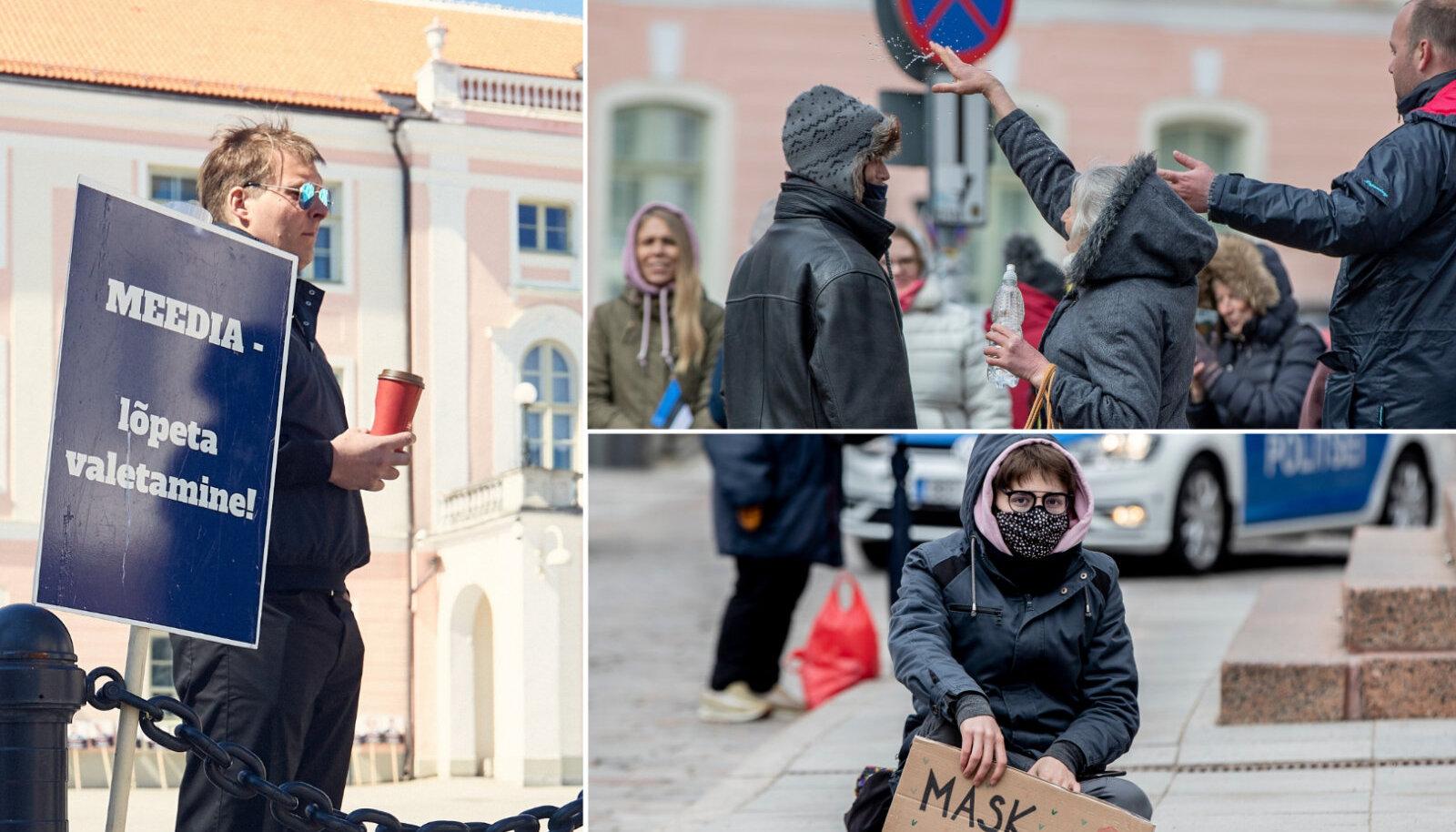 Protestid Toompeal