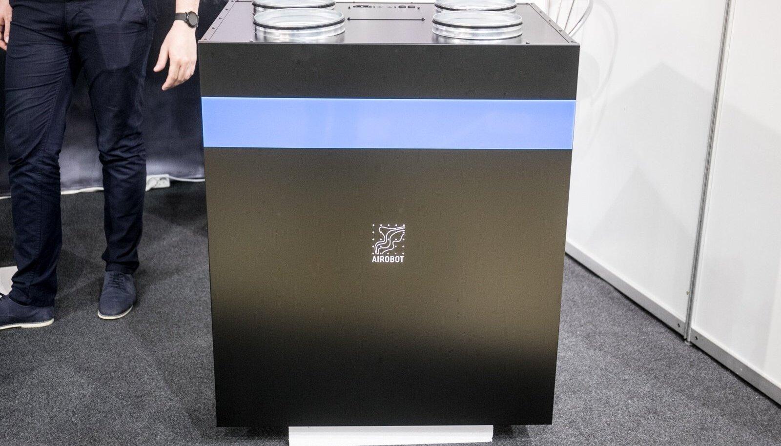 Airobot ventilatsiooniseade
