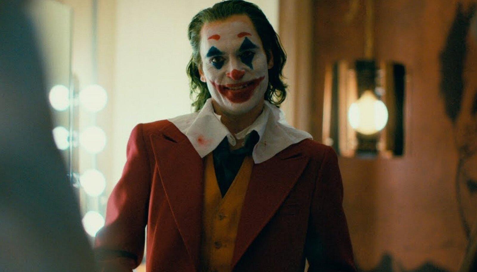 """""""Jokker"""" (""""Joker"""") - praegu kinodes."""