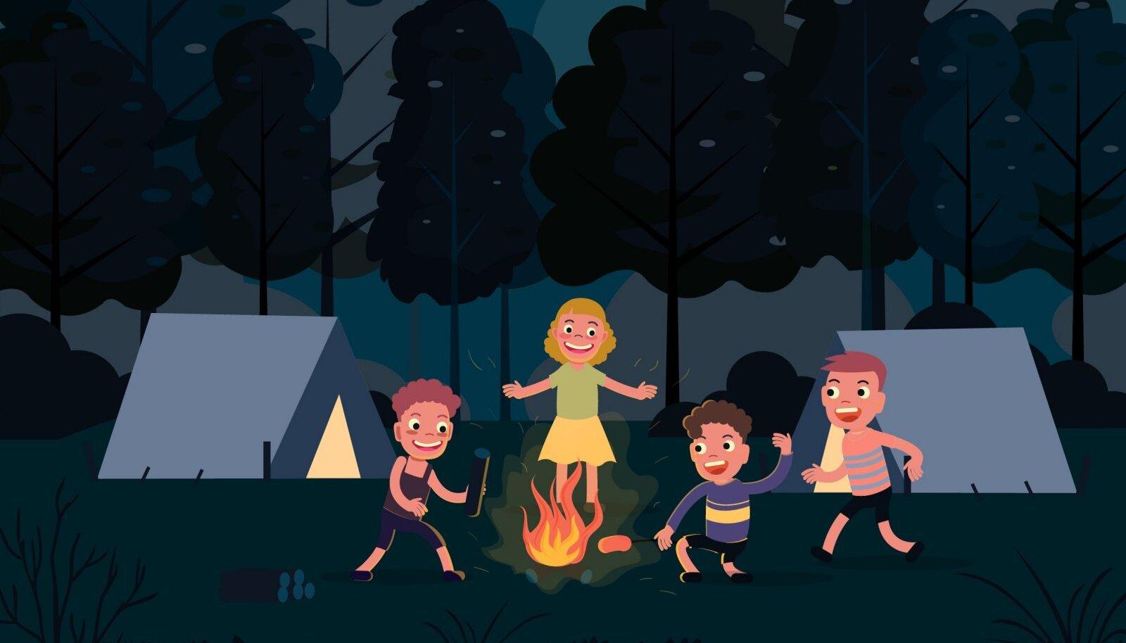 Lapsed  laagris
