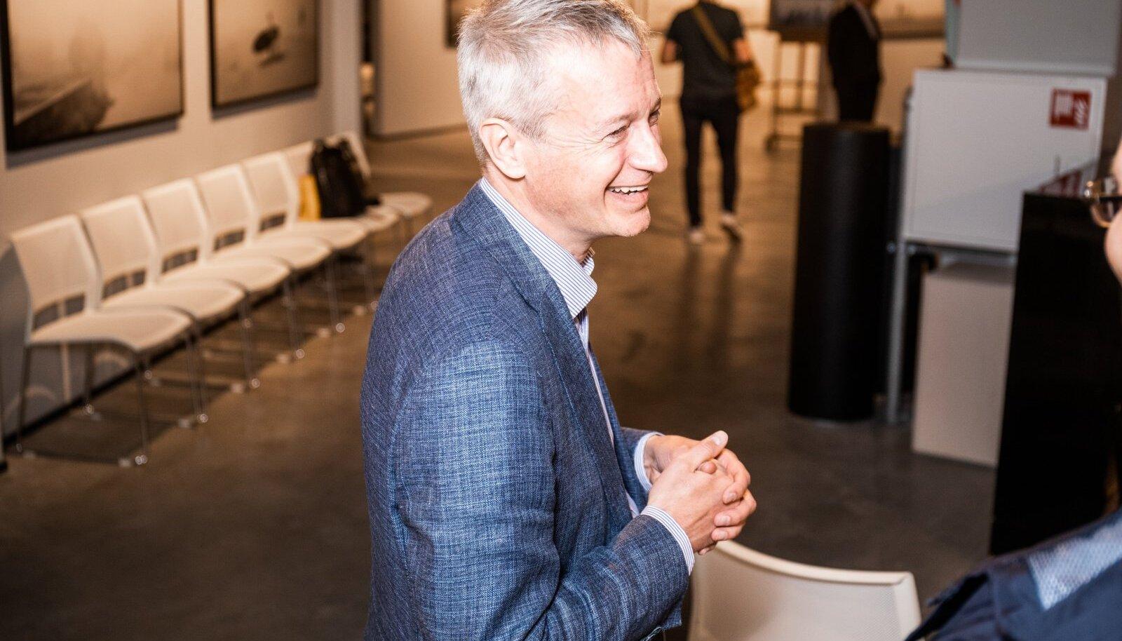 Allan Remmelkoor Pro Kapitali aktsionäride koosolekul