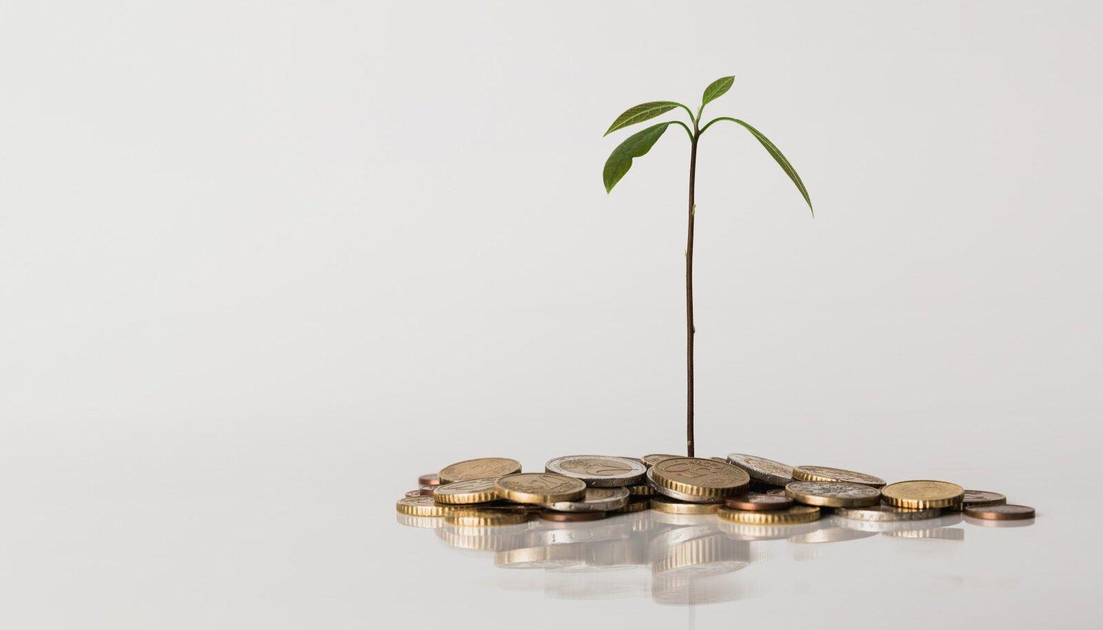 Vähem tarbides säästame keskkonda ja ka raha jääb üle.