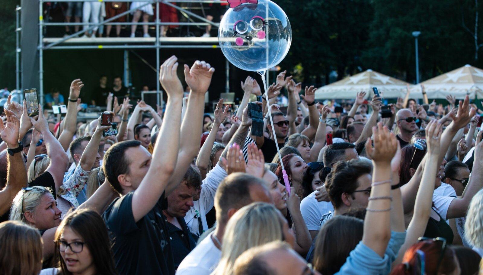 Cryptofest 2021 Tallinna lauluväljakul 03.07.2021