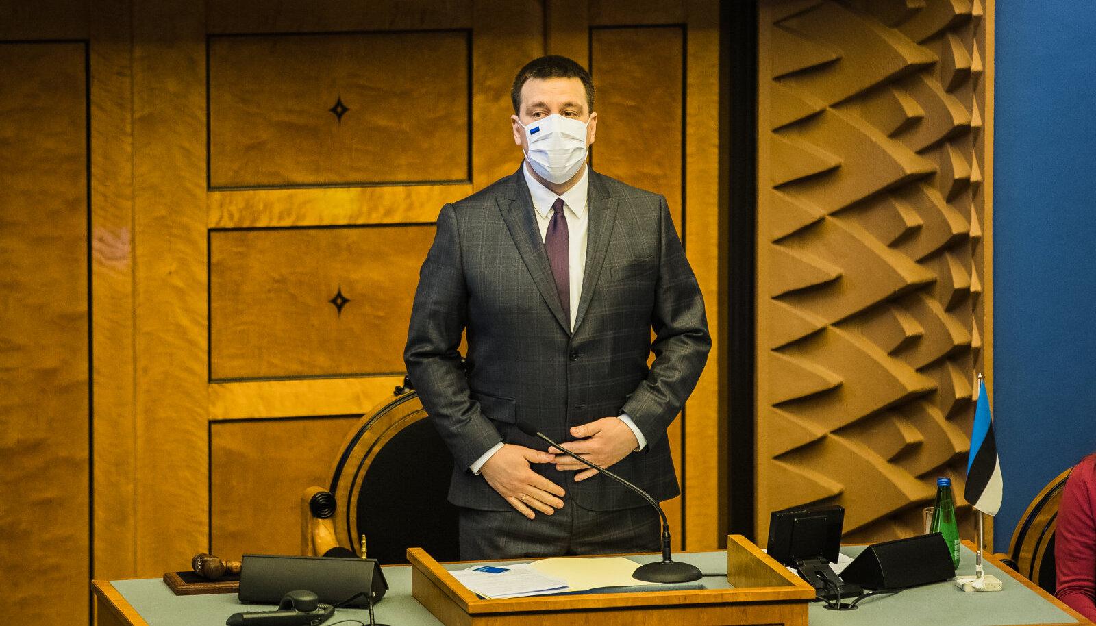Lisaks riigikogu esimehe tooli haaramisele sai Jüri Ratas märtsis tagasi ka eestlaste lemmikpeaministri positsiooni.