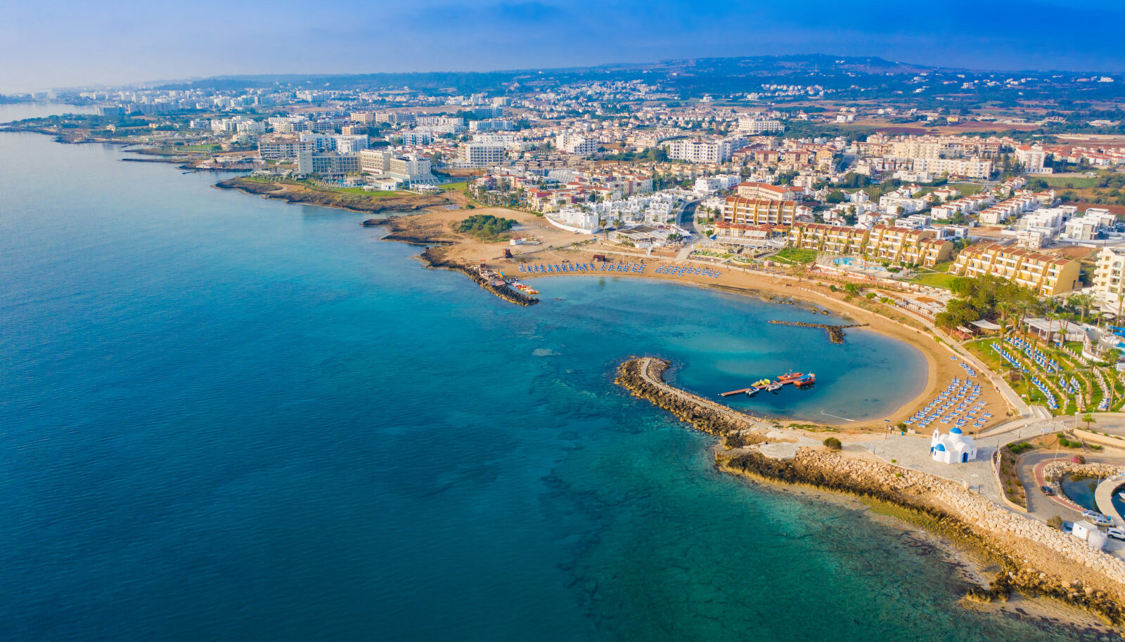 Protaras, Küpros