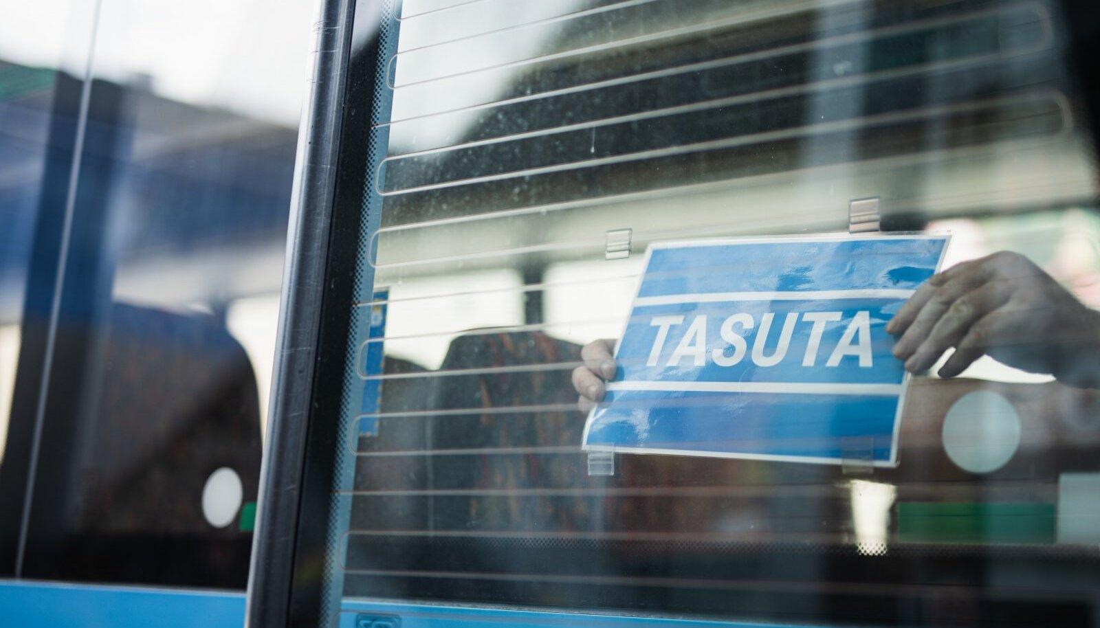 Reformierakondlaste üks enam soositud kärpekohti on maakondlik tasuta bussisõit.