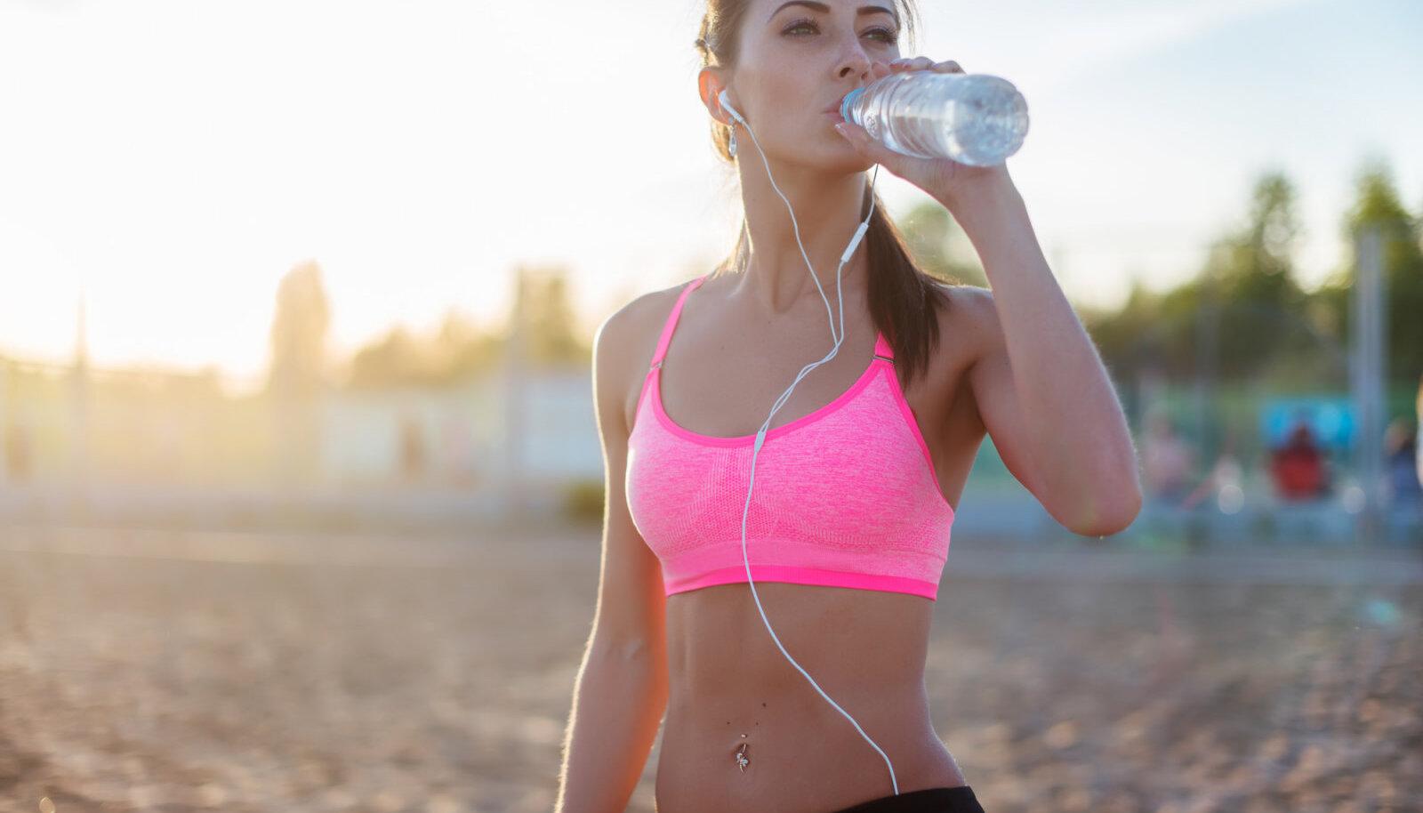 Kõige olulisem asi soovitud kehakaaluni jõudmisel on õige mõtlemine