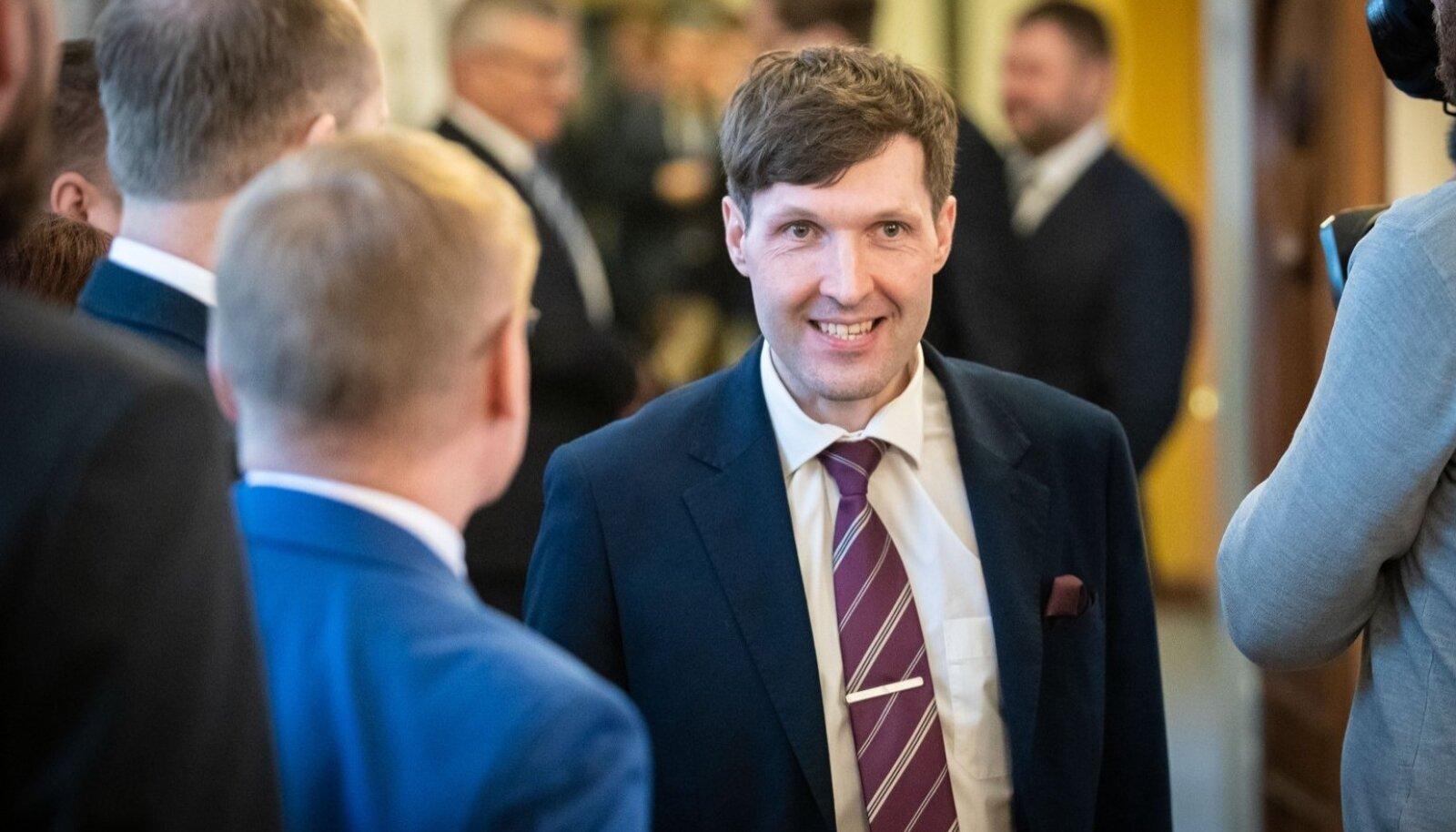 Tulevane rahandusminister Martin Helme