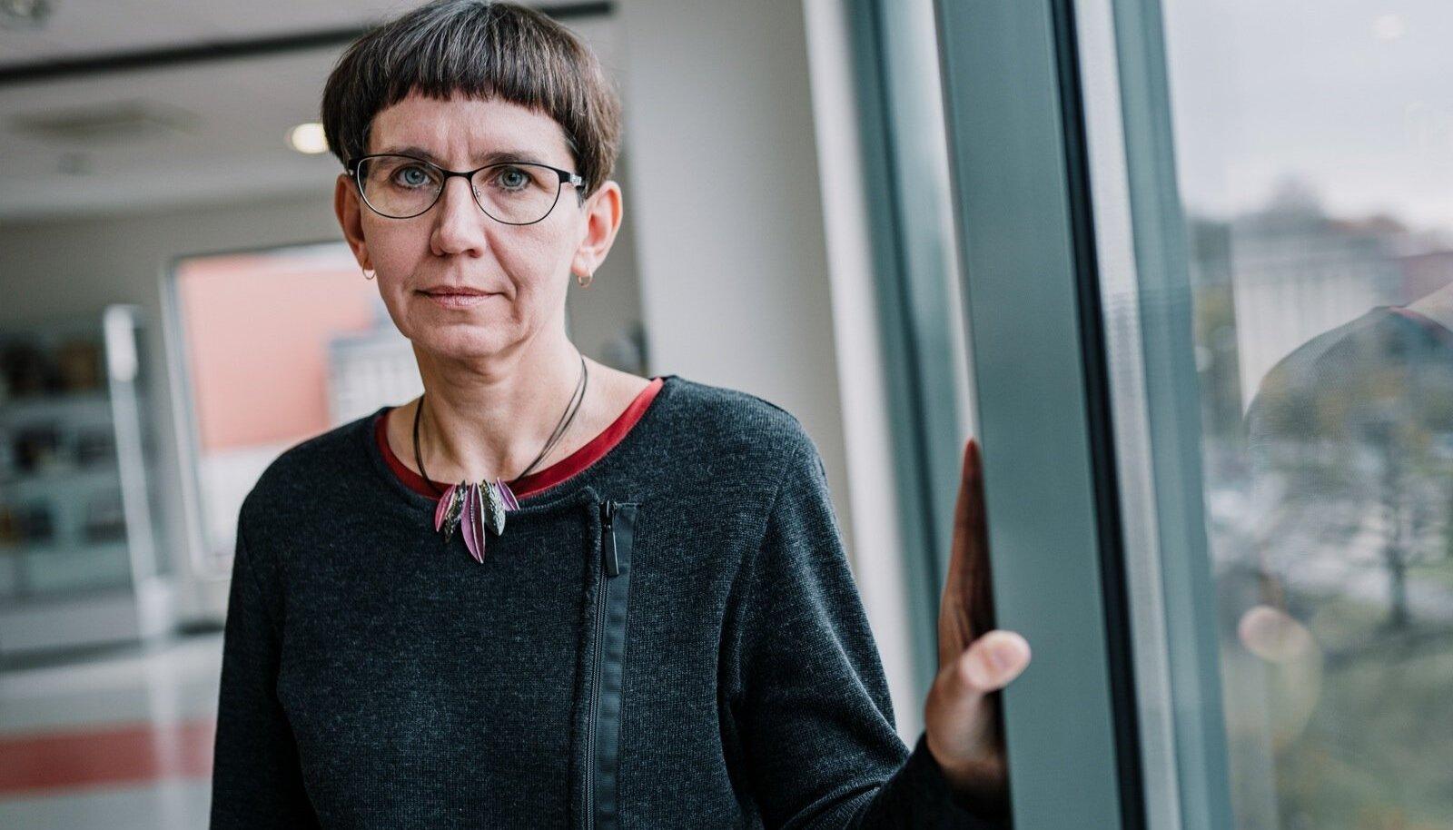 Karin Jõksi arvates ei saa kinnipeetavale sundkorras tervislikke eluviise kehtestada.