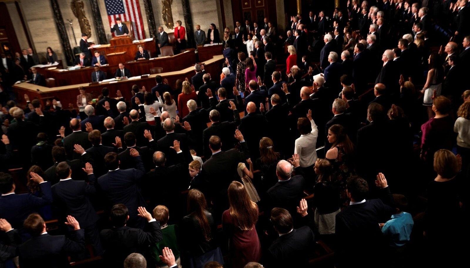 Ameerika Ühendriikide Kongress