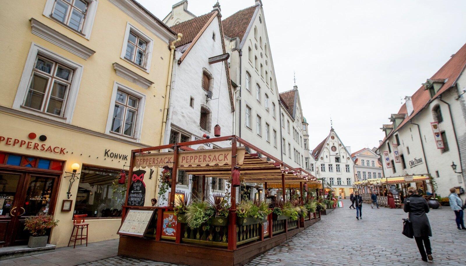 Restoranid vanalinnas