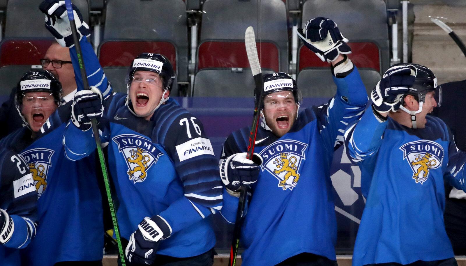 Soome hokimehed rõõmustavad