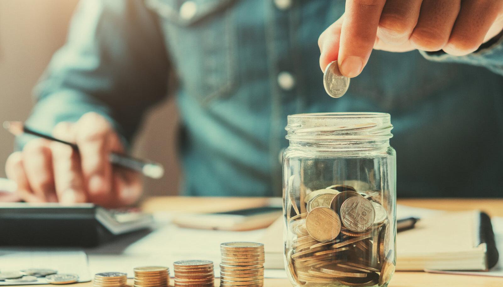 Ka olemasoleva laenu saab odavamaks muuta