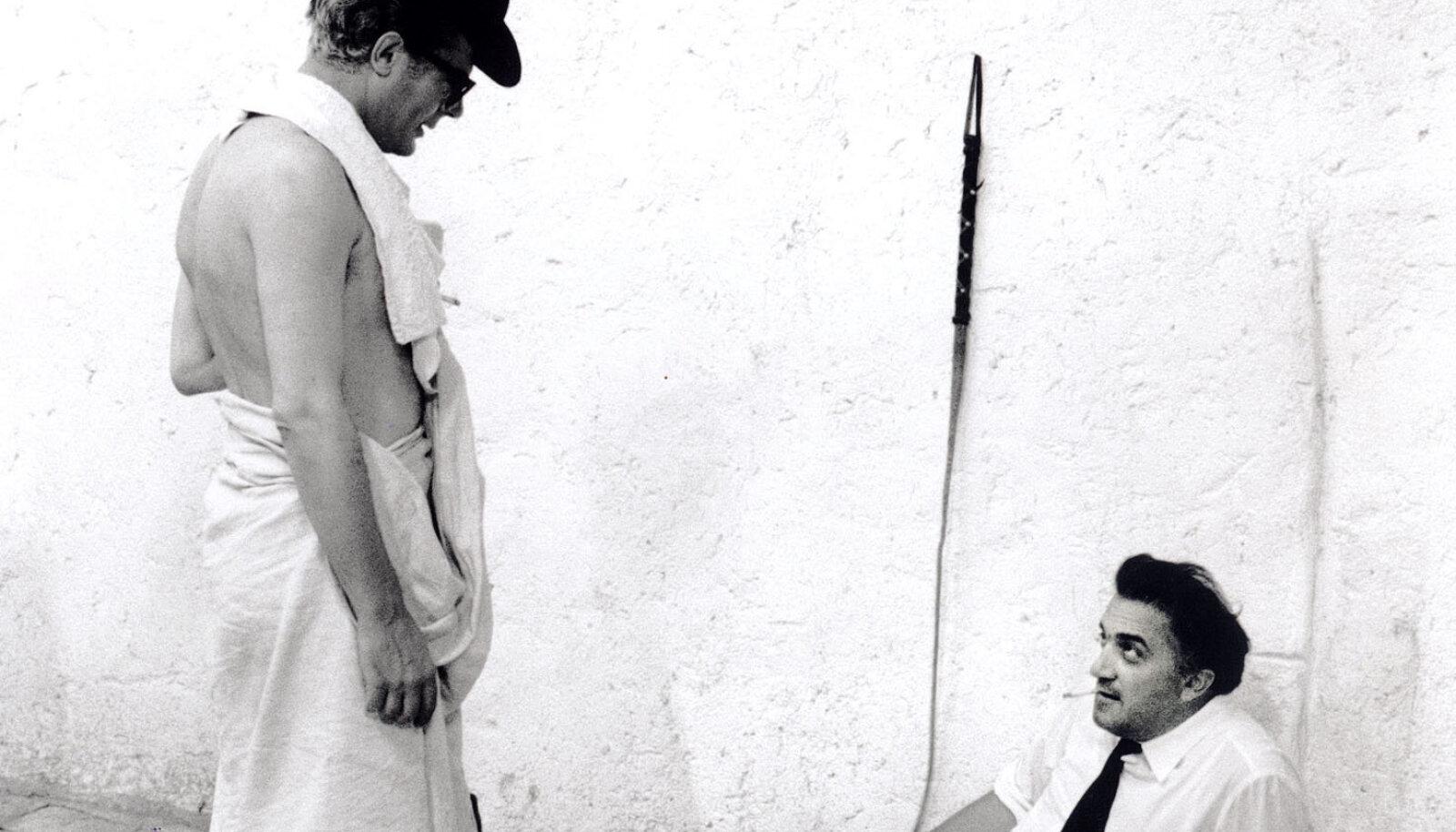 """""""Fellini: olen sündinud valetaja"""""""