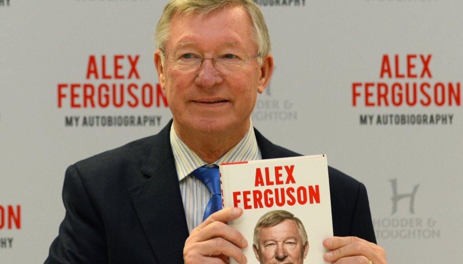 Alex Fergusoni elulooraamat