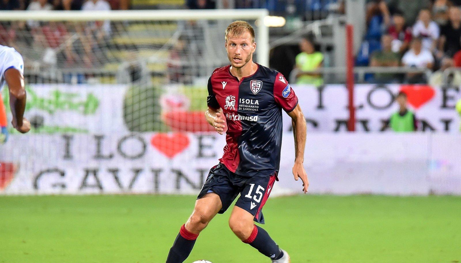 italian Serie A soccer match Italian soccer Serie A season 2019/20