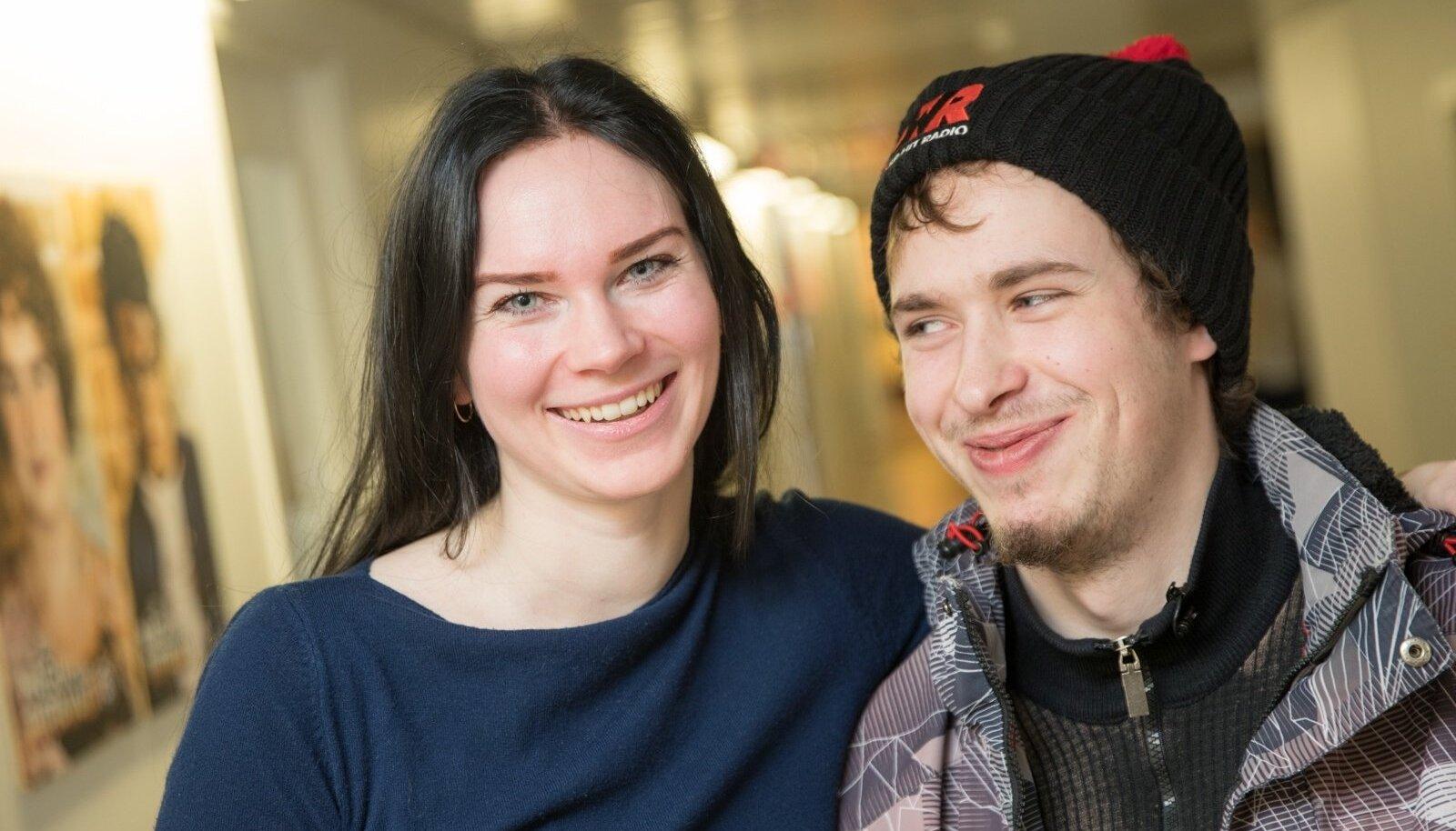 Helen ja Kalvi-Kalle