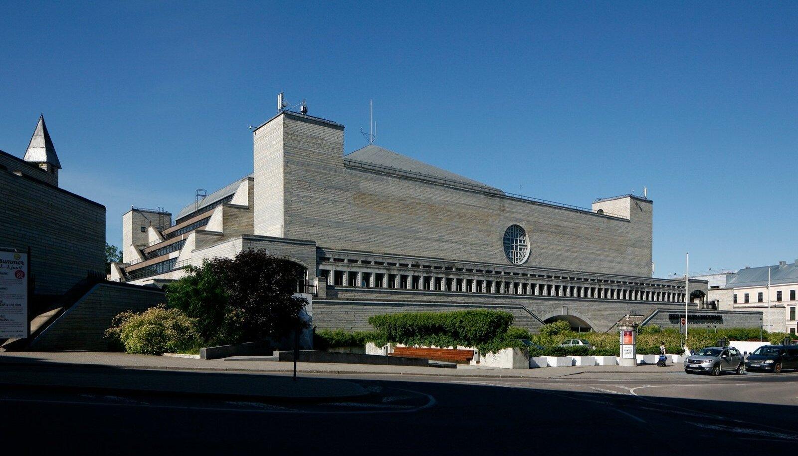 Rahvusraamatukogu hoone