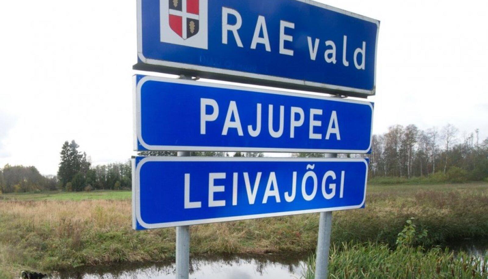 Eesti võimekaim vald - Rae, Harju maakond