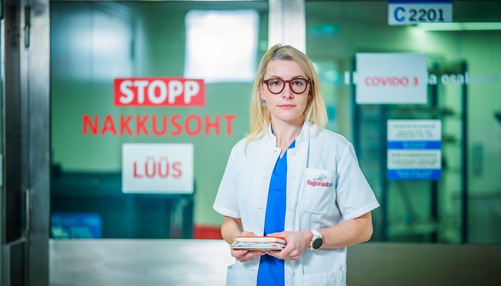 Dr Kairi Marie Riigor