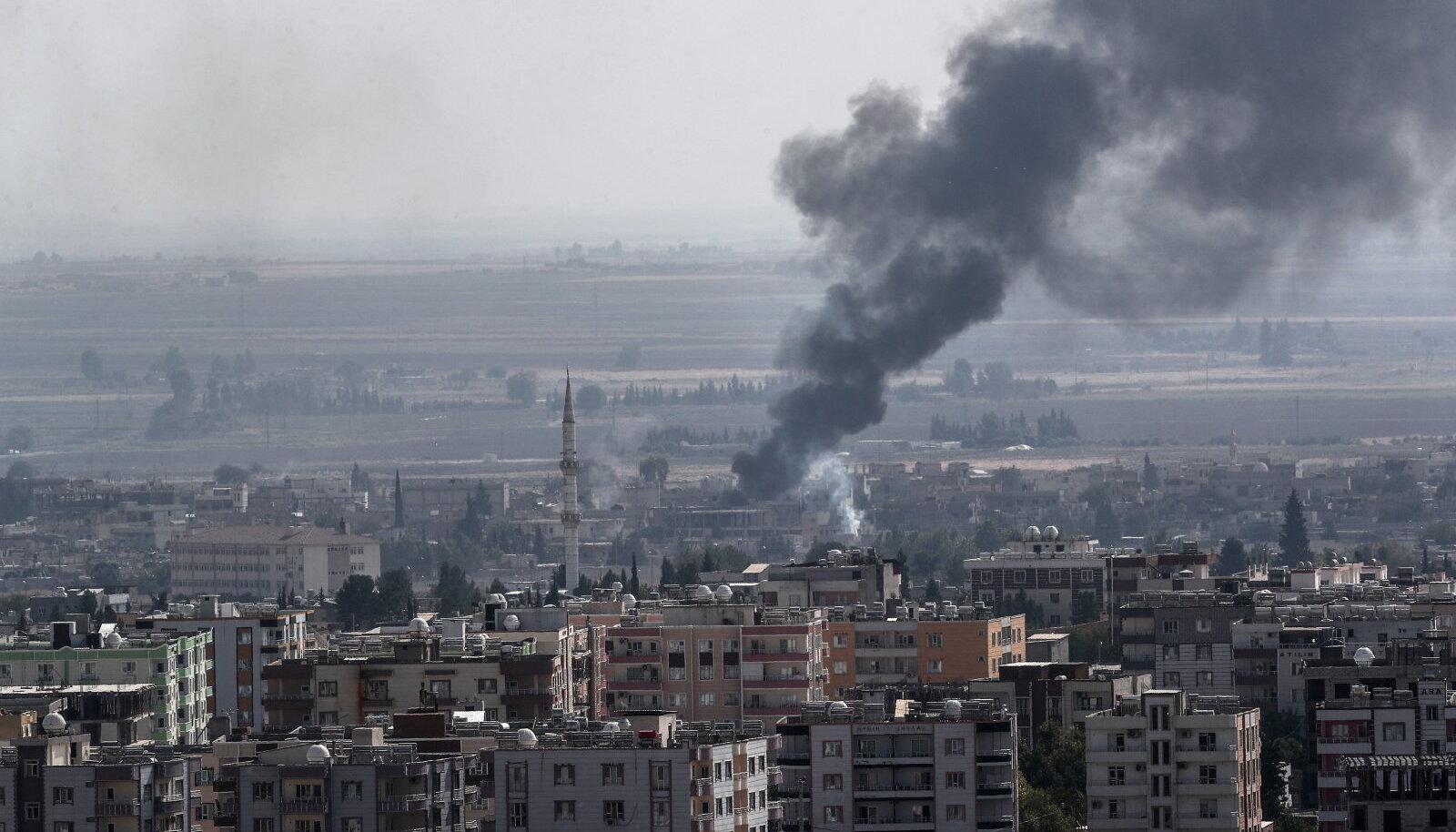 Heiki Suurkask: Türgi sõjakäik Süüriasse – kas tõesti üllatas see kedagi? Ega nüüd Putinit enam välja ei saa
