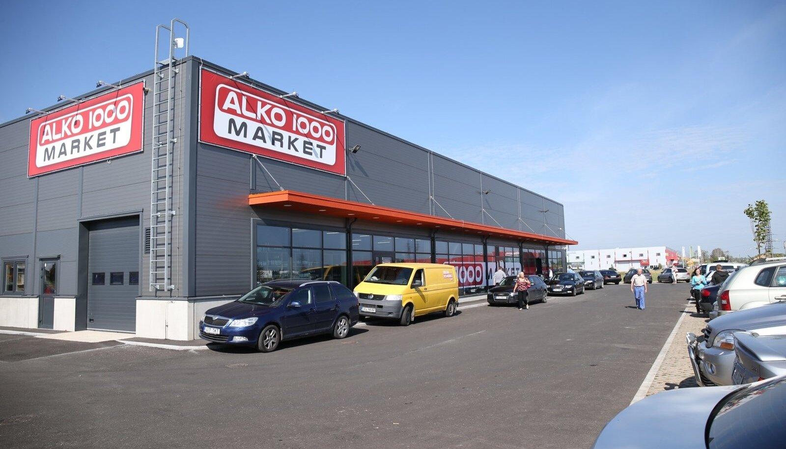 Alko 1000 Market Tartus