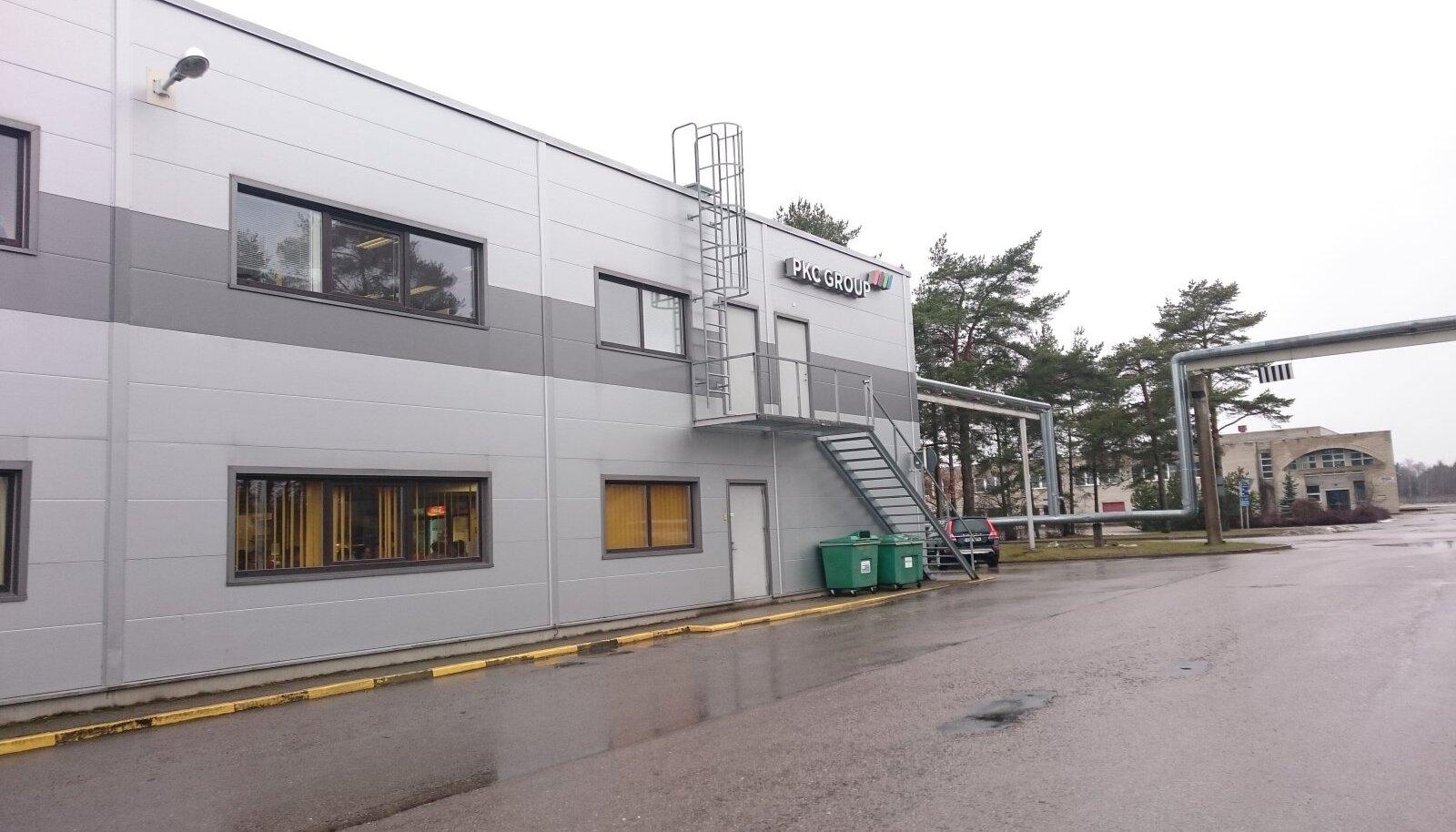 PKC Keila tehas
