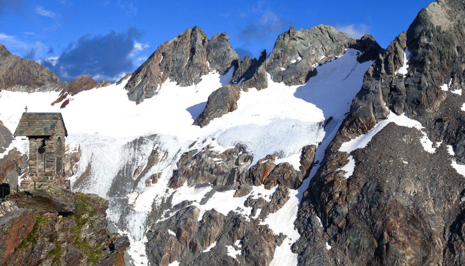 Mägiliustik Alpides
