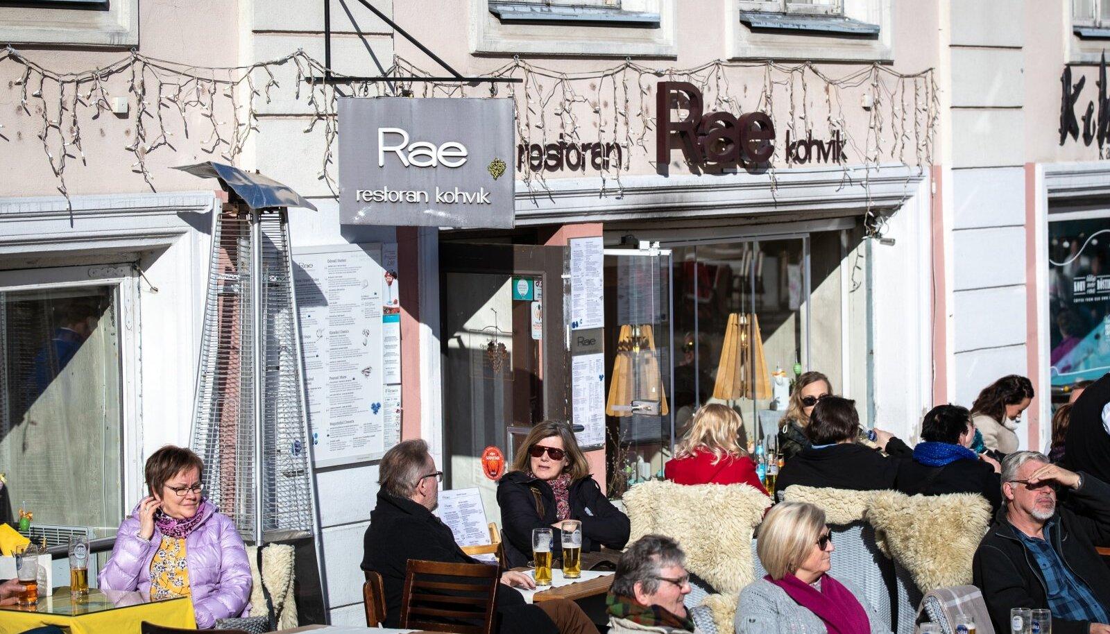Rae kohvik