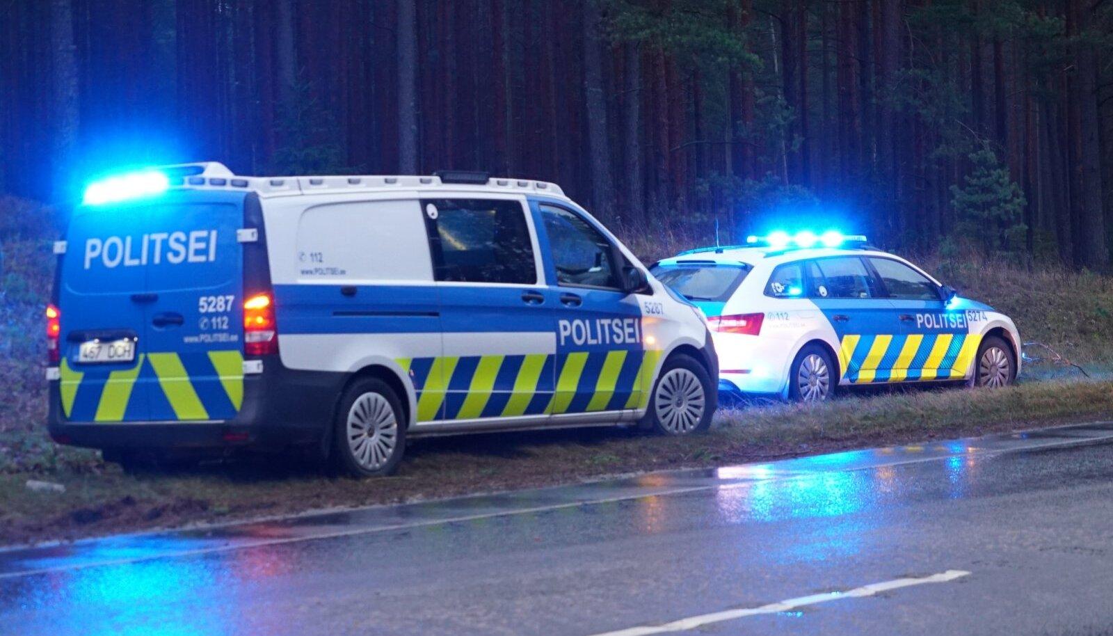 Liiklusõnnetus Pärnumaal Häädemeeste vallas