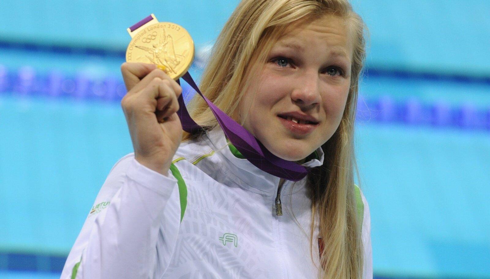 London 2012 Olympics: Swimming, Day 3